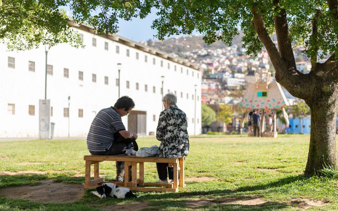 """El Parque Cultural de Valparaíso en formato """"para llevar"""""""